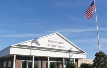 Geraldine holds first council meeting of 2018