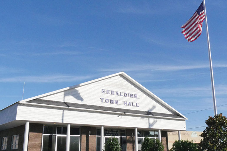 Audit of city shows positive financial report in Geraldine