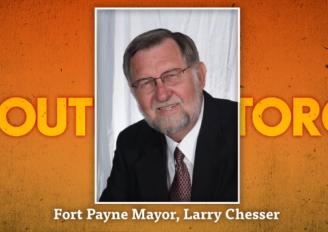 Mayor Chesser wins reelection