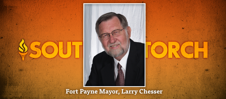 Mayor Chesser wins reelection
