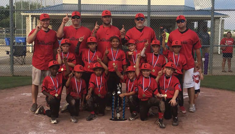 Collinsville All-Stars take 9th in Dixie Youth State Tournament