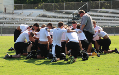 Inside the Huddle-A Sneak Peek at the Crossville Lions