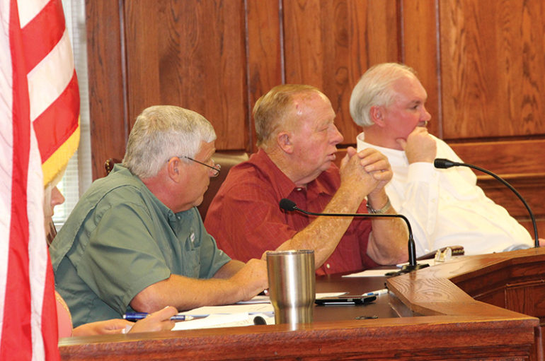 Fort Payne ordinance introduces regulations to logging industry