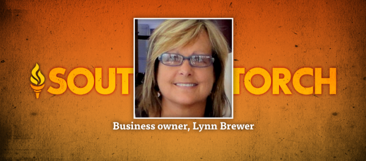 Fort Payne businesswoman, Lynn Brewer announces candidacy for FPCC