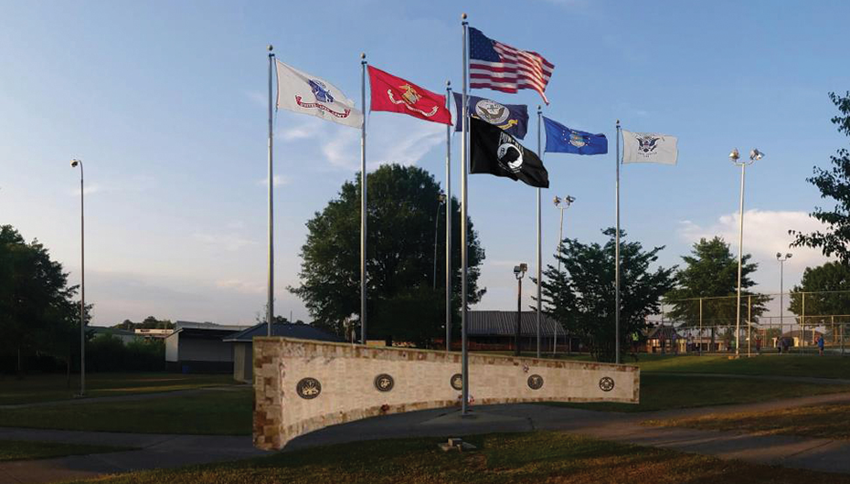 Rainsville Veterans memorial to be completed by Veteran's Day