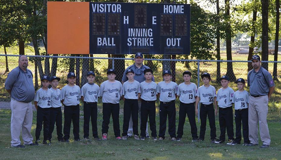 Henagar Mountaineers 9 &10 Advance to SubState