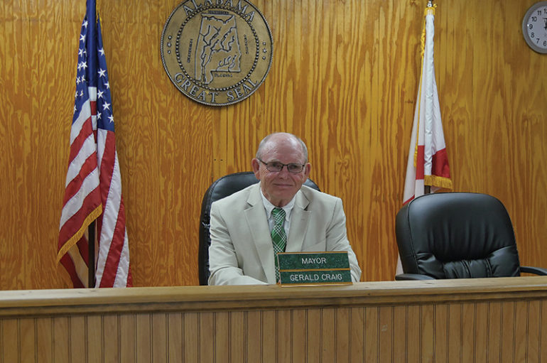 Sylvania Mayor Gerald Craig announces re-election bid