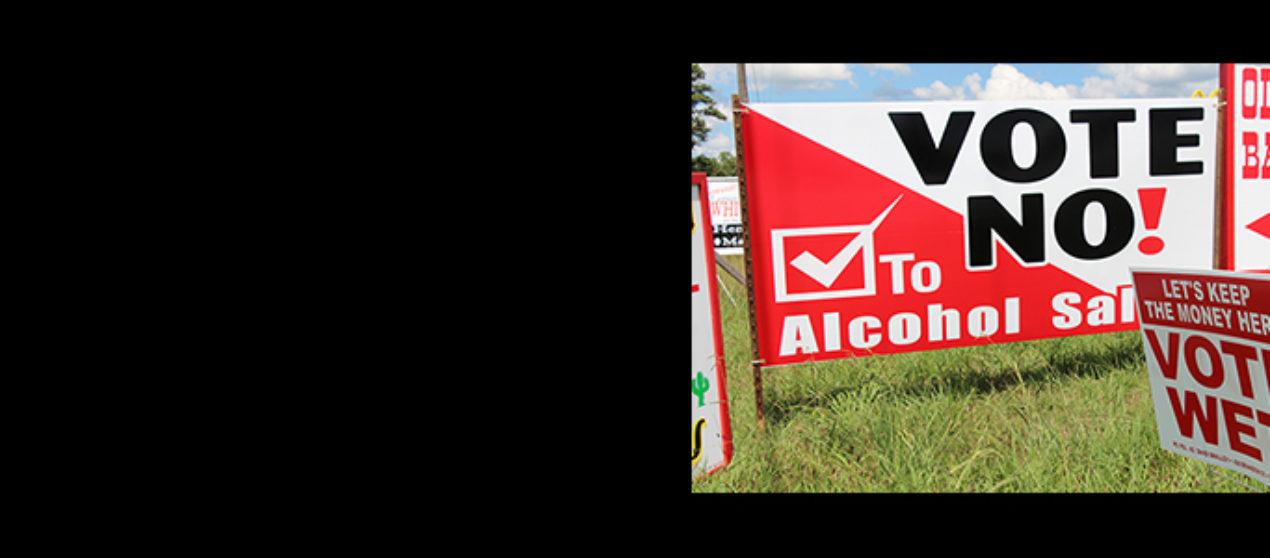 Henagar Alcohol Referendum heats up