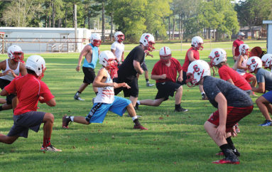 Inside the Huddle-A Sneak Peek at the Collinsville Panthers