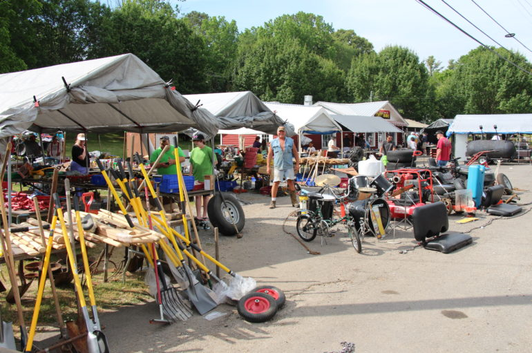 World's Longest Yard Sale kicks off in DeKalb on Thursday