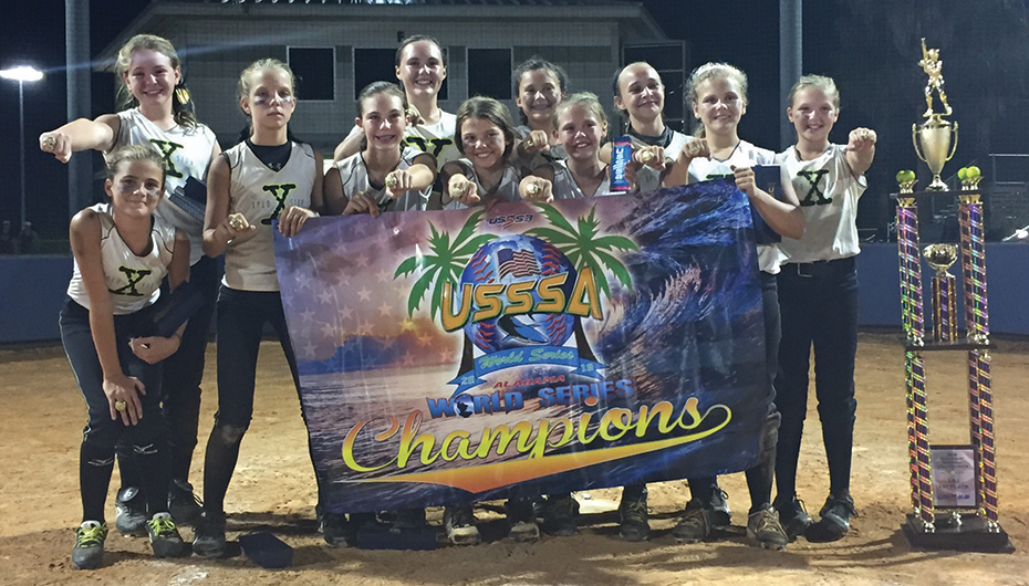 Xplosion Wins World Series!