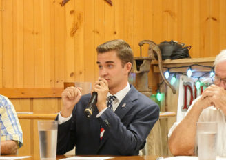 High School Senior Jerod Sharp secures Sylvania council seat