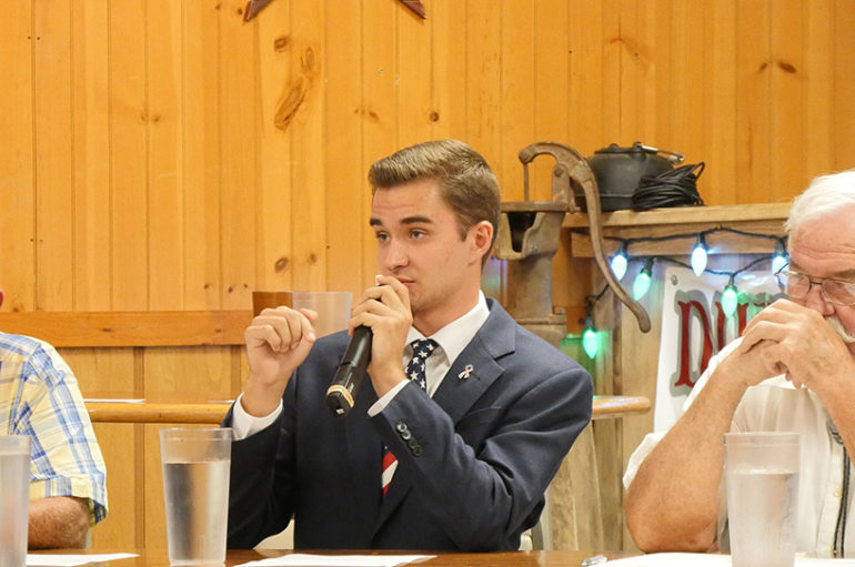 High School Senior Jerod Sharp secures Sylvania council seat
