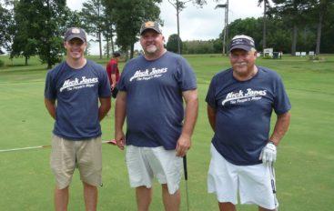 Team Horton wins Rainsville golf tournament