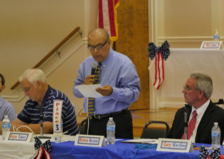 Bejan Taheri wins Rainsville Council Place 2
