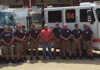 Ham discusses the runoff and new firetrucks