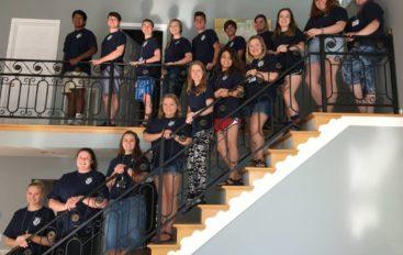 NACC student leaders attend Mustang Leadership Academy