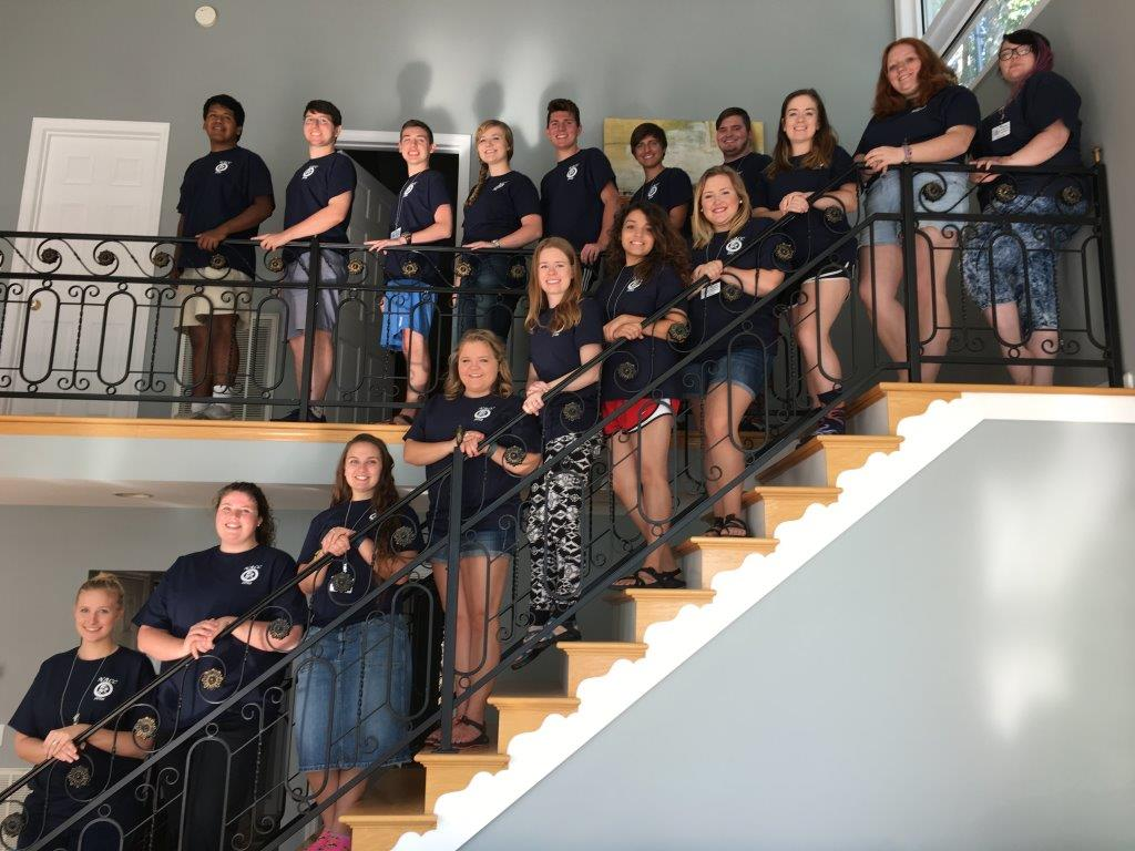 NACC student leaders attend Mustang Leadership Academy