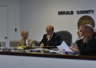 DeKalb Co. Commission posts job, reviews paving materials bids (VIDEO)