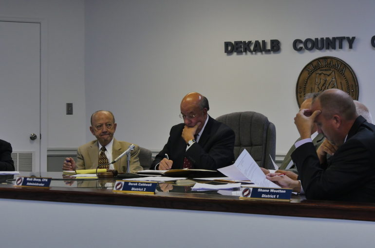 DeKalb Co. Commission posts job, reviews paving materials bids (VIDEO)