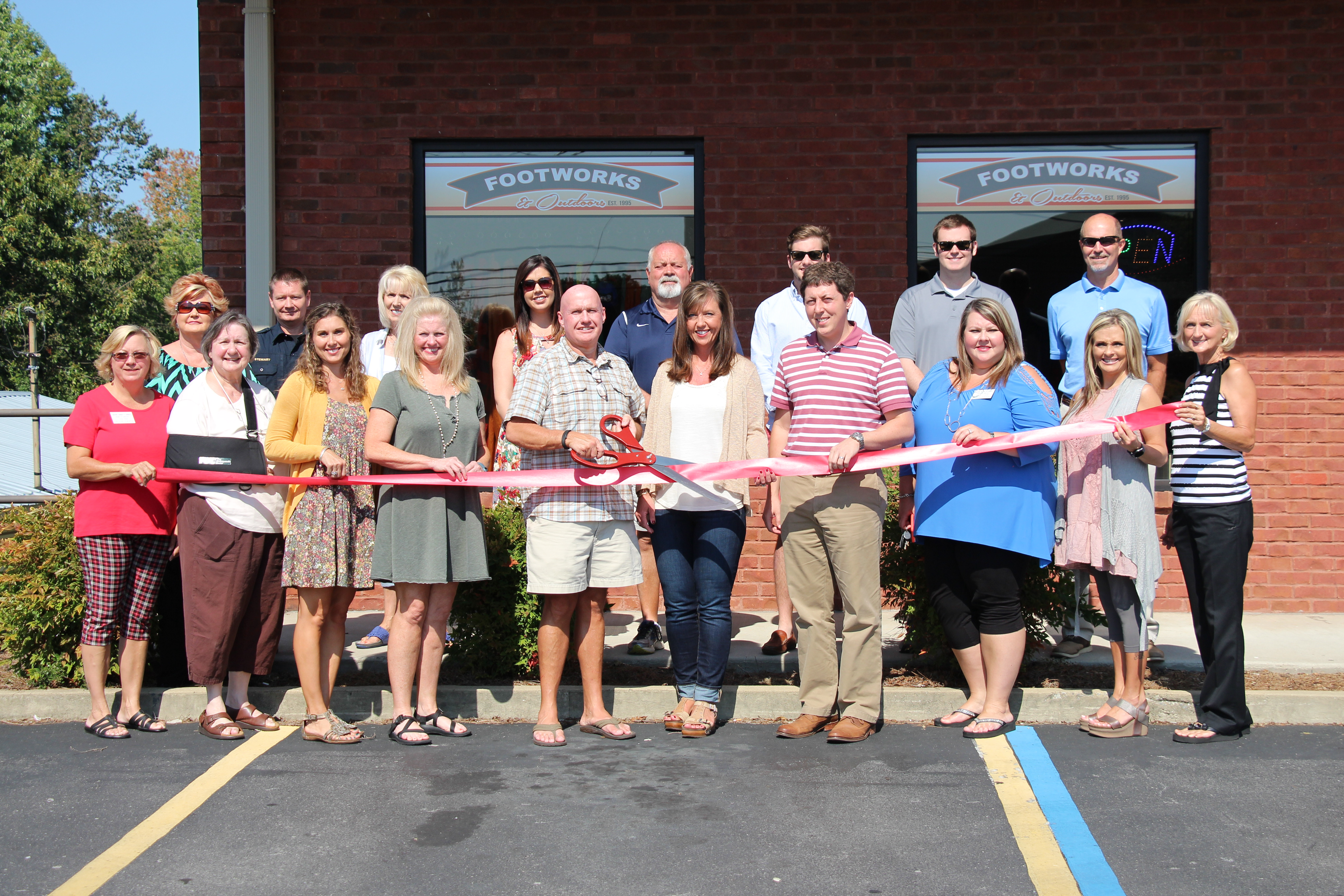 Fort Payne Footworks opens Rainsville location