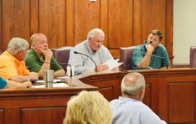 Fort Payne City Council extends logging moratorium