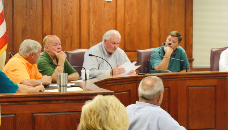 Fort Payne City Council extends logging moratorium