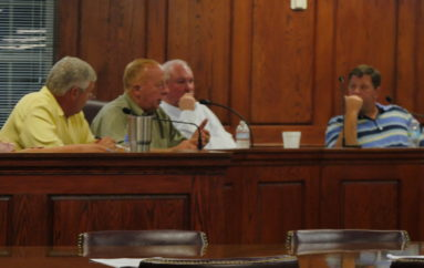 Fort Payne City Council Meeting, September 27 (FULL VIDEO)