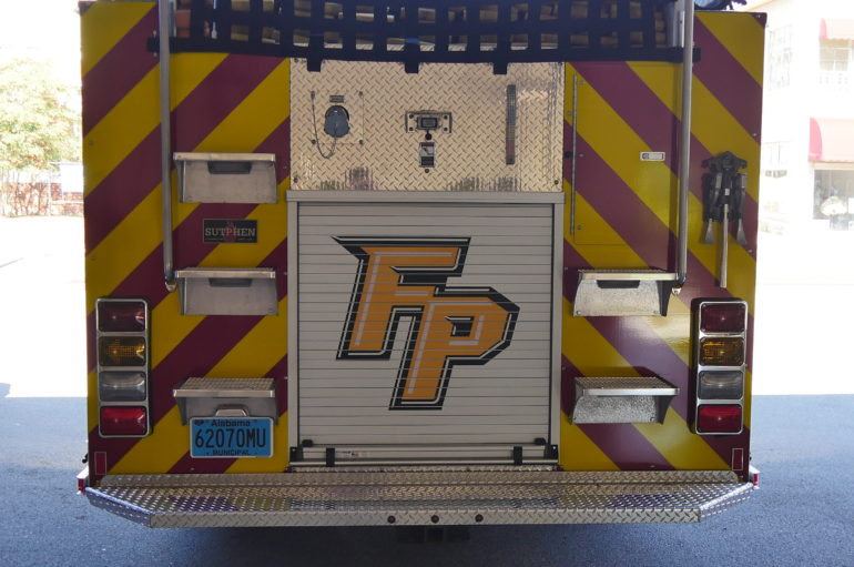 A CLOSER LOOK: Fort Payne's new fire engines