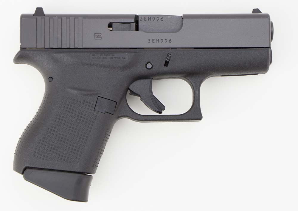 NRA helps Sheriff's Office subsidize purchase of Glock 43s