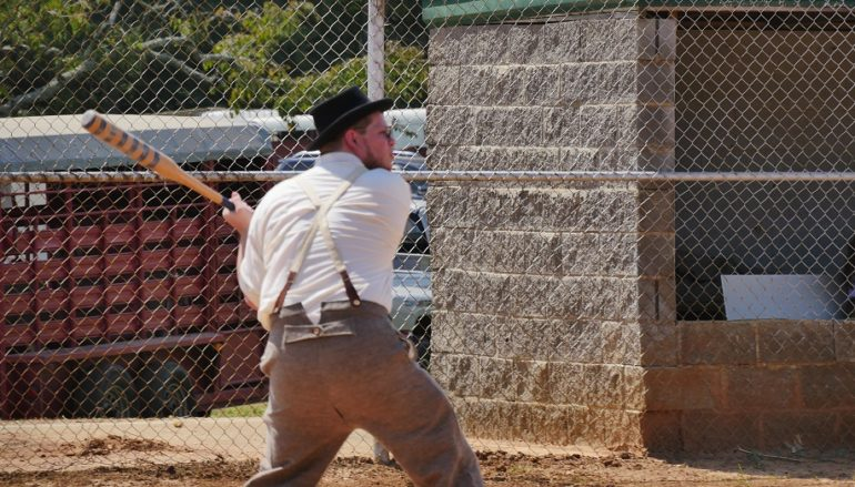 'Base ball' in its original form