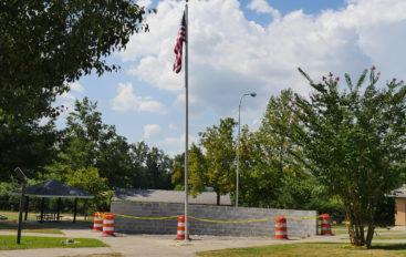 Update on Rainsville Veterans Memorial progress