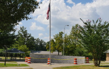 Update on Rainsville Veterans Memorial progress