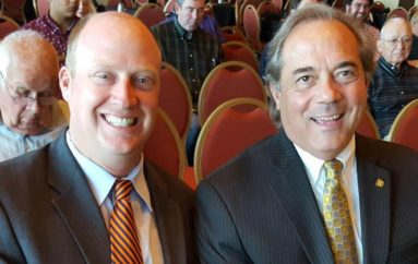Ainsworth, Livingston receive awards from Alabama RC&D