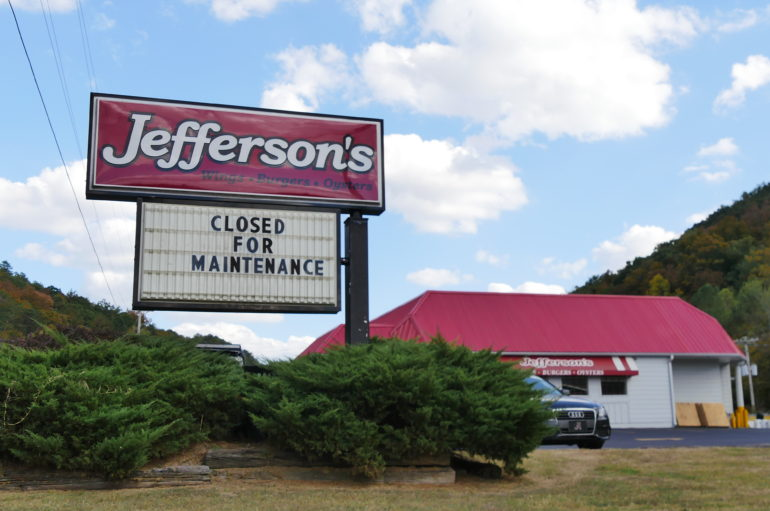Jefferson's to reopen in two weeks after fire
