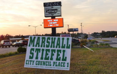 Marshall Stiefel defeats Joey Graham in Rainsville Runoff!