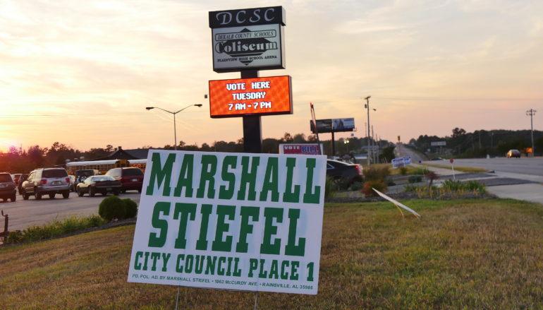 Marshall Stiefel defeats Joey Graham in Rainsville Runoff!