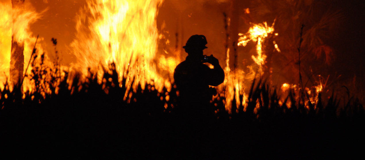 Fox Mountain fire 95 percent contained in Alabama