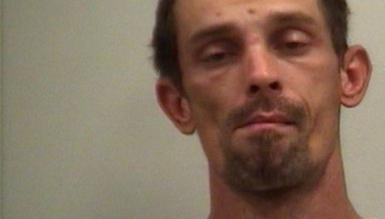 DeKalb Deputies make arrest for Burglary, Meth, and Escaping Arrest