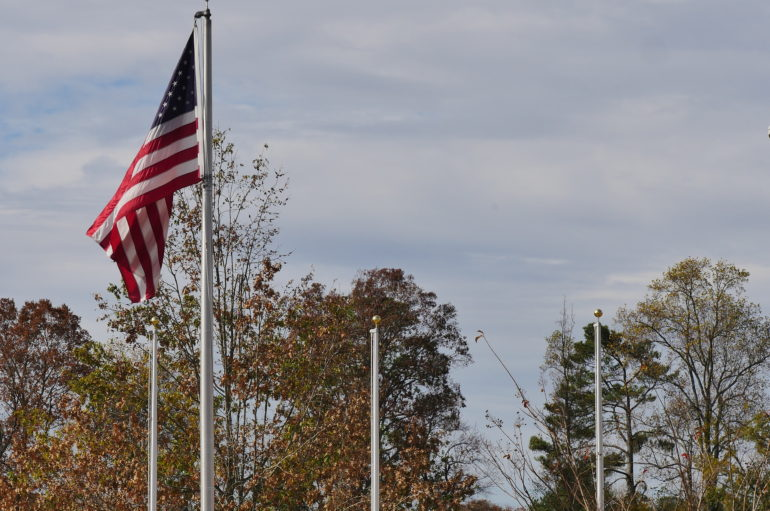 Rainsville Veteran's Memorial dedication this Friday