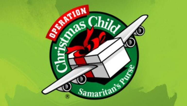 Charity sends gifts and the story of Christmas to kids around the globe