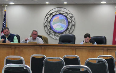 In Special Called meeting, Rainsville council changes meeting times (VIDEO)