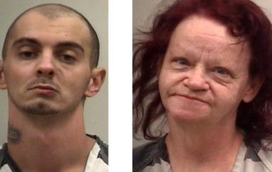 Two arrested for Meth in Collinsville