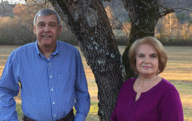 Bill and Judy Ayers selected Rainsville's 'Persons of the Year'