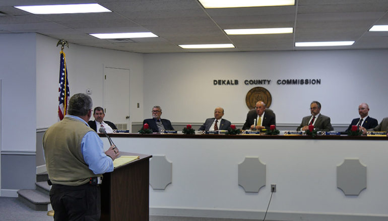 DeKalb County EMA receives praise for tornado response