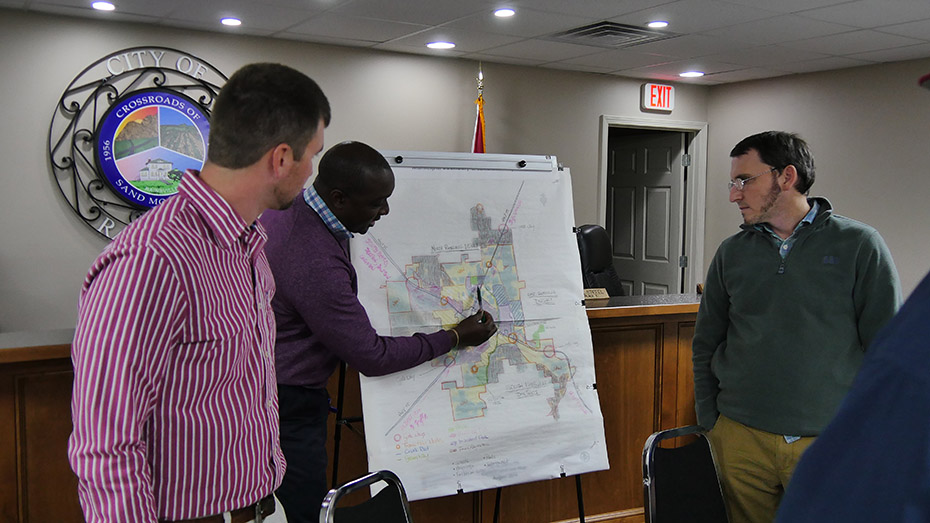 TARCOG holds planning meeting with Rainsville