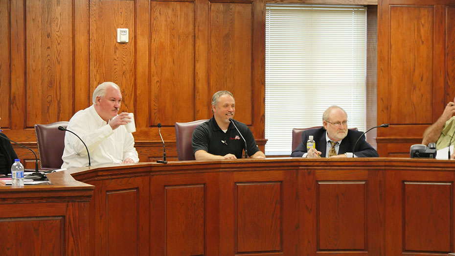 Fort Payne City Council Meeting, December 6, 2016 (VIDEO)