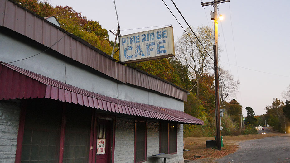 After 42 years, Pine Ridge Cafe to close this month