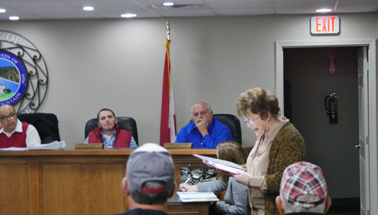Rainsville City Council Meeting, December 5 (VIDEO)