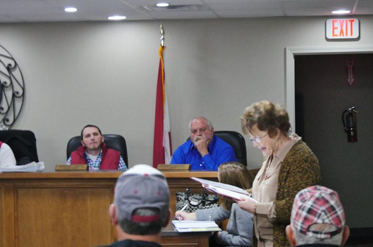 Rainsville City Council Meeting, December 5 (VIDEO)